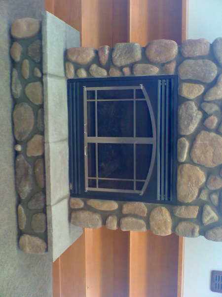 baker-Student Union-fireplace
